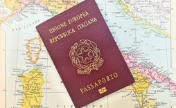 B1 Italian passport Cape Town