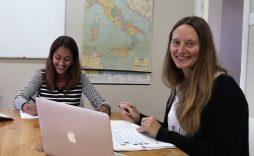 Private Italian class with Chiara